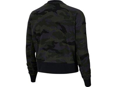 "NIKE Damen Sweatshirt ""Dry Get Fit"" Schwarz"