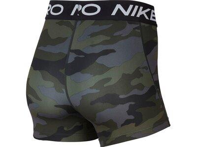 NIKE Damen Shorts Grau