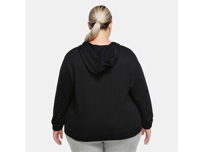 NIKE Damen Sweatshirt mit Kapuze Weiß