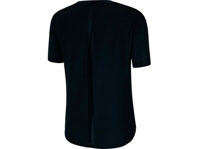 NIKE Damen Shirt NP AEROADAPT SS Schwarz