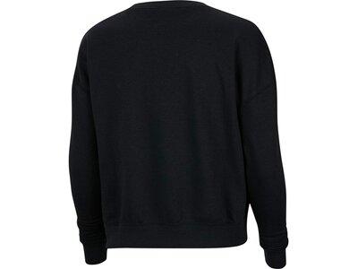 NIKE Lifestyle - Textilien - Sweatshirts Heritage Crew Fleece Sweatshirt Damen Schwarz