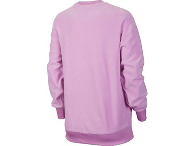 NIKE Damen Sweatshirt Therma Pink