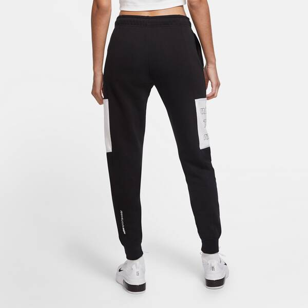 Hosen - NIKE Damen Sporthose W NSW PANT FT ARCHIVE RMX › Weiß  - Onlineshop Intersport