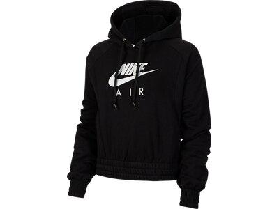 NIKE Lifestyle - Textilien - Sweatshirts Air Fleece Hoody Damen Schwarz