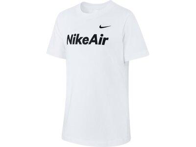 NIKE Kinder T-Shirt AIR Schwarz