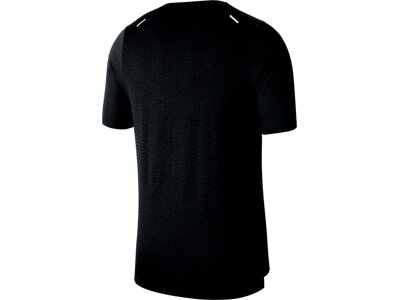 "NIKE Herren T-Shirt ""Run Division Rise 365 S/S GPX"" Schwarz"
