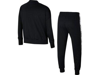 NIKE Kinder Trainingsanzug Sportswear Schwarz