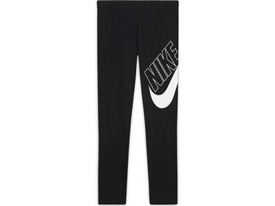 NIKE Kinder Tights FAVORITES Schwarz