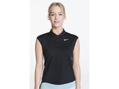 "NIKE Damen Tennis-Poloshirt ""NikeCourt Victory"" Pink"