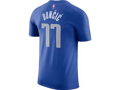 "NIKE Herren T-Shirt ""NBA Luka Doncic Mavericks"" Blau"