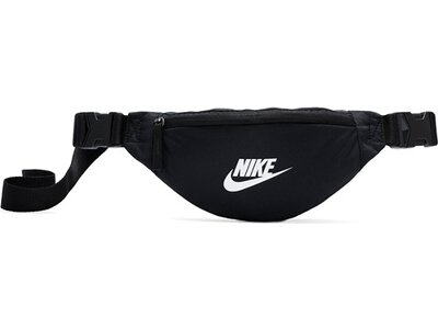 NIKE HERITAGE HIP PACK - SMALL Schwarz