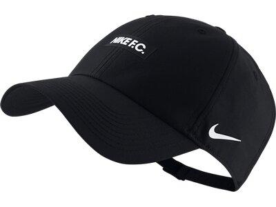 NIKE Herren FC DRY H86 CAP Schwarz