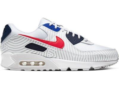 NIKE Lifestyle - Schuhe Herren - Sneakers Air Max 90 Grau