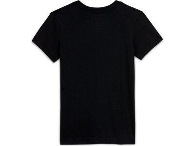 NIKE Kinder Shirt G NSW TEE ICONCLASH DPTL Schwarz