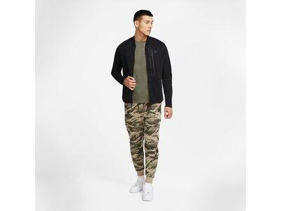 NIKE Lifestyle - Textilien - Jacken Tech Fleece Bomber Jacke Beige Schwarz