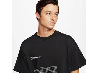 NIKE Herren T-Shirt House of Innovation (Paris) Schwarz