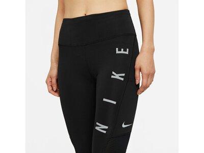 "NIKE Damen Lauftights ""Nike Epic Fast Run"" Weiß"