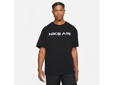 NIKE Herren T-Shirt Air Schwarz