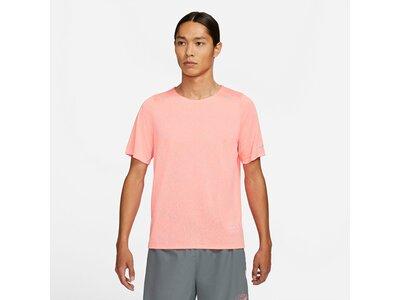 "NIKE Herren Laufshirt ""Nike Rise 365 Run Division"" Pink"