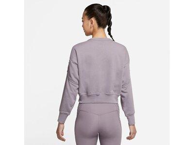 NIKE Damen Sweatshirt Lila