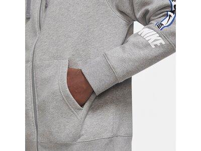 NIKE Lifestyle - Textilien - Jacken Repeat Fleece Kapuzenjacke Weiß
