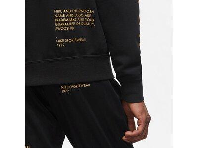 NIKE Lifestyle - Textilien - Jacken Swoosh Kapuzenjacke Schwarz