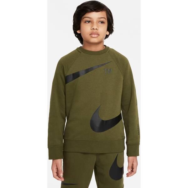 NIKE Kinder Sweatshirt Sportswear Swoosh