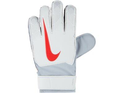 NIKE Kinder Handschuhe GK MATCH JR-FA18 Grau