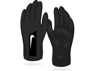 NIKE Equipment - Spielerhandschuhe Hyperwarm Academy Feldspielerhandschuhe Schwarz