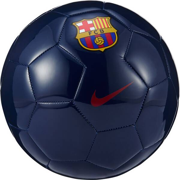 NIKE Supporter's Ball-fcb Rot