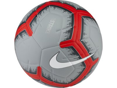 NIKE Nike Strike Football Grau