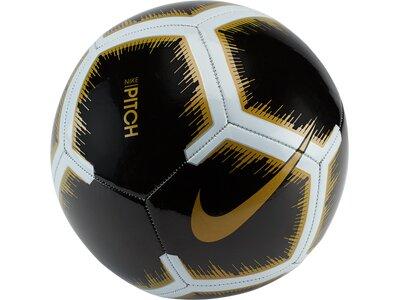 NIKE Ball PTCH- FA18 Silber