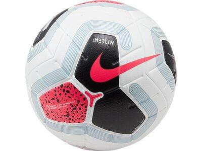 NIKE Ball Premier League Merlin Weiß
