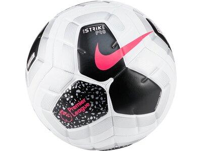 NIKE Ball PL STRK PRO Silber