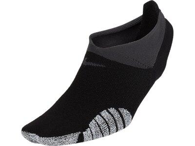 NIKE Damen Socken Footie Schwarz