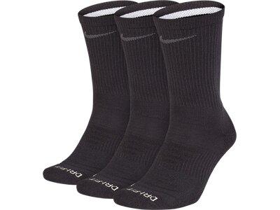 NIKE Herren Socken Pro Everyday Max Cushioned Schwarz