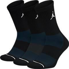 NIKE Herren Socken Jumpman Crew 3-Pack