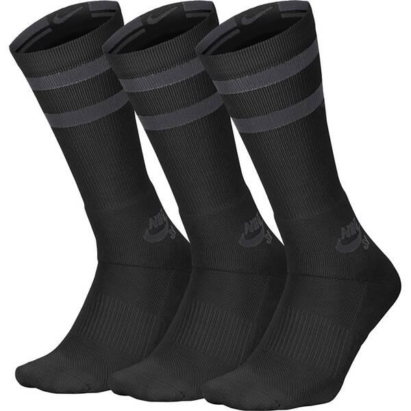 NIKE Herren Nike Sb 3ppk Crew Socks