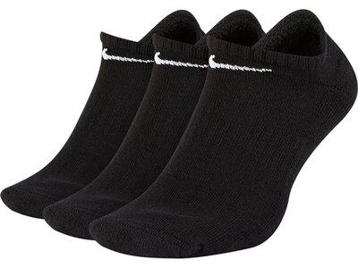 NIKE Lifestyle - Textilien - Socken Everyday Cushion No-Show Socken 3er Pack Schwarz