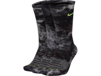NIKE Herren Socken Everyday Max Schwarz
