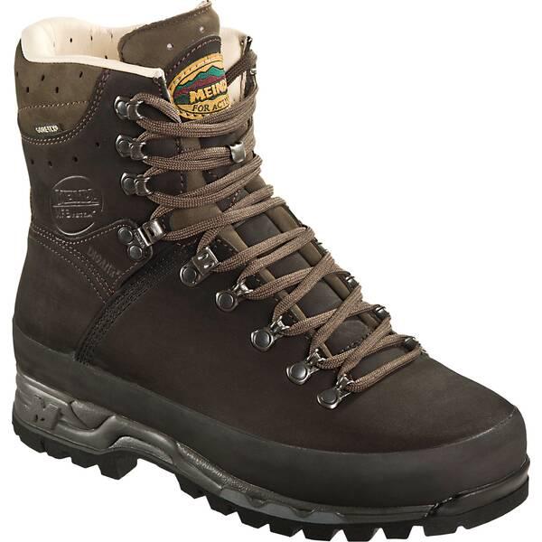 MEINDL Herren Trekkingschuh Island MFS Active | Schuhe > Outdoorschuhe | Schwarz - Dunkelbraun | MEINDL