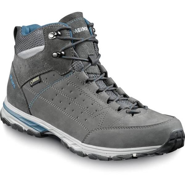 MEINDL Herren Leichtwanderschuhe Durban Gtx Mid   Schuhe > Outdoorschuhe > Wanderschuhe   Anthrazit - Blau   MEINDL