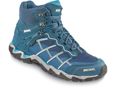 MEINDL Damen Outdoorschuhe Houston Lady Mid GTX Blau