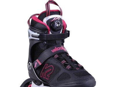 K2 Damen Inlineskates VELOCITY 84 BOA W Schwarz