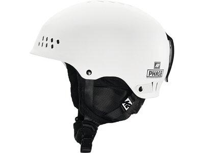 K2 Herren Helm PHASE PRO Weiß