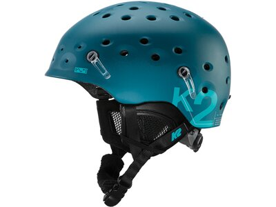 K2 Herren Helm ROUTE Blau