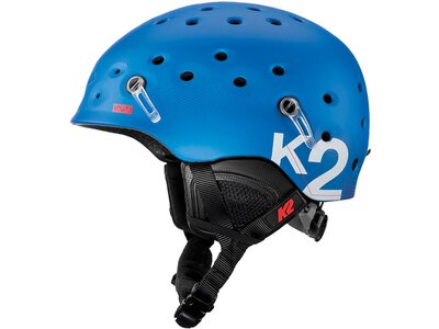 K2 Damen Helm ROUTE Blau