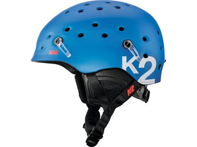 K2 Damen Helm ROUTE Blau
