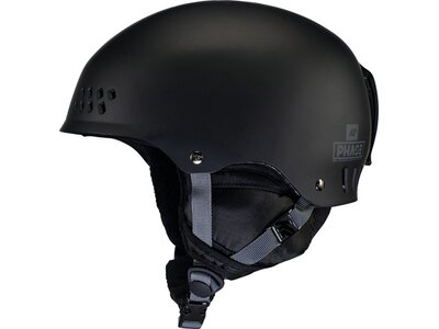 K2 Damen Helm PHASE PRO Schwarz