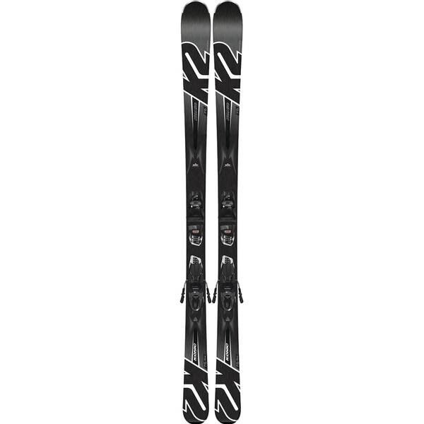 K2 Herren All-Mountain Ski KONIC 75 M2 10 QUIKCLIK SET